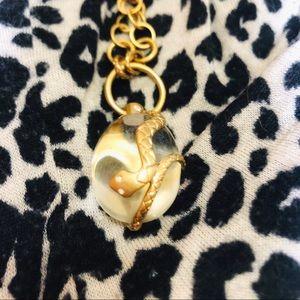 Stella & Dot Snake necklace